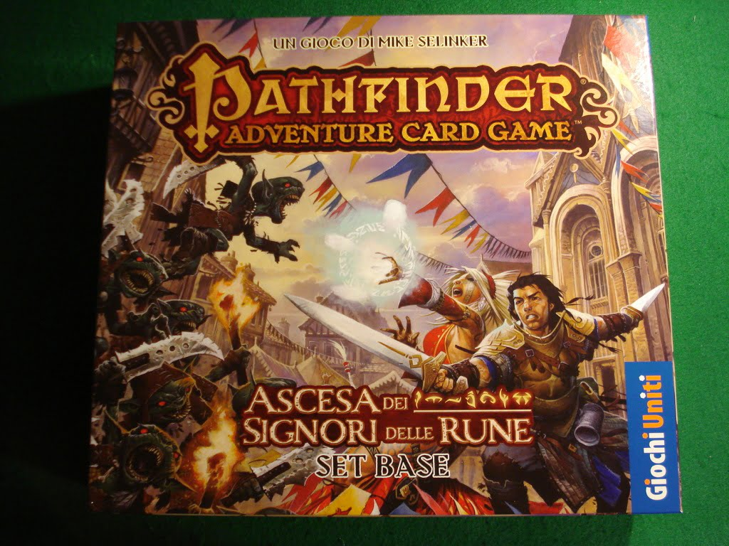 Pathfinder Adventure Card Game: Ascesa dei Signori delle Rune - Set Base