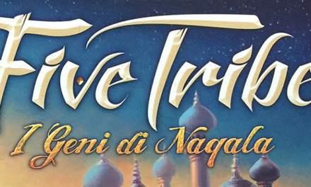 Five Tribes – I Geni di Naqala + esp. Gli Artigiani di Naqala