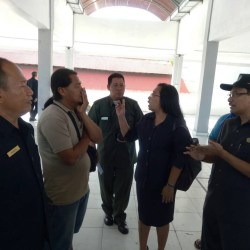 Pedagang Tak Mau Tempati Pasar Kampung Tinggi Pasca Revitalisasi