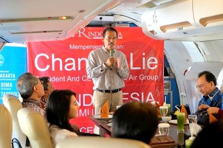 Sriwijaya Air Group Permudah Wisata Ke Raja Ampat