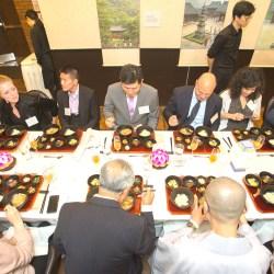 Templestay Hadirkan Makanan Khas Korea
