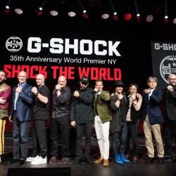 Casio G-SHOCK Peringati 35 Tahun Inovasi