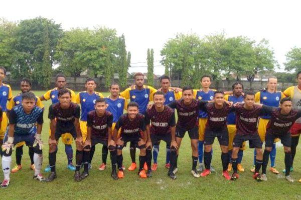 Putra Pegok Open U-21, Damar Cakti Jumpa Tuan rumah di Semifinal