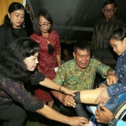Pemkot Rangkul Hak Bekerja Penyandang Disabilitas