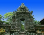 entrance, gateway, bali, museum, bali museum, denpasar, places, places to visit