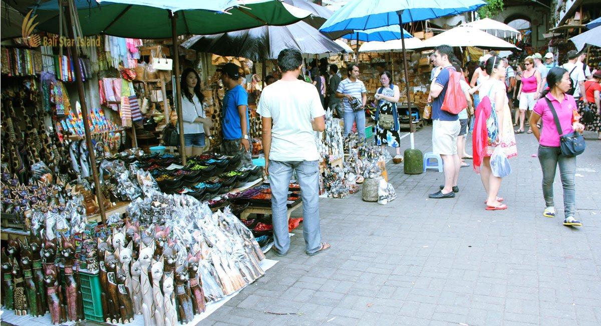 Ubud Art Market | Bali Place to Visit