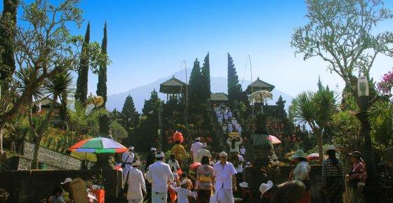 Besakih Temple – Karangasem Bali Places to Visit