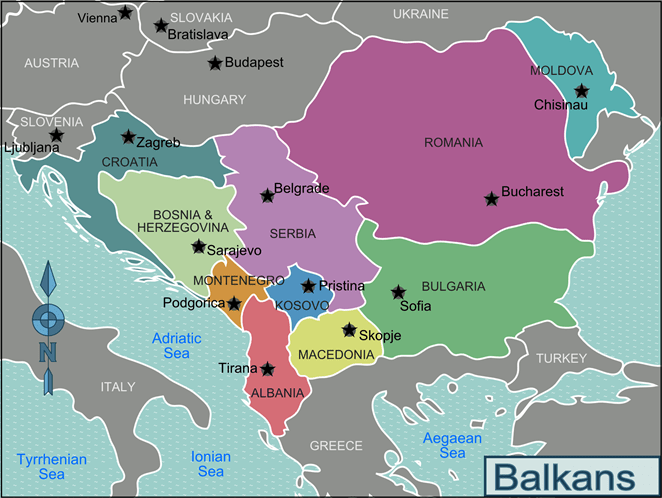 Balkans Partners Inc Supporting Christs Church in Kosovo and the