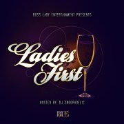 DJ Snoopadelic Presents: Ladies First mixtape coverart