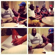 Rockie Fresh signs to MMG