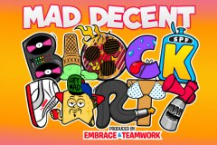 Mad Decent Block Party 2012