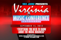 2012 Virginia Music Conference