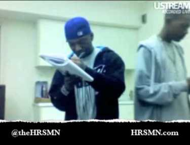 The HRSMN Hard At Work On Debut, Prepping Single & Slaughterhouse Collabo