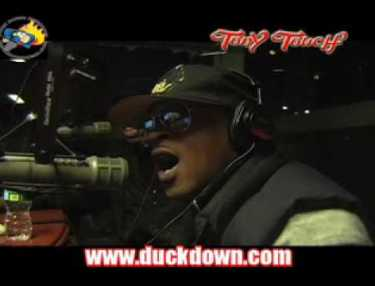 KRS-One, Buckshot Spit Freestyles With Tony Touch