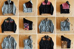 Apliiq customizable denim jackets
