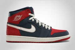 Air Jordan 1 - Obsidian/Gym Red