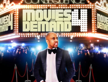 Consequence - Movies On Demand 4 (Mixtape)