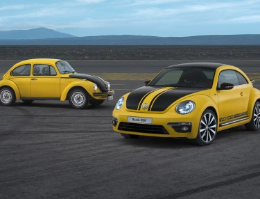 The 2014 Volkswagen Beetle GSR