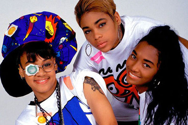 VH1 Announces TLC Biopic Crazy y Cool The TLC