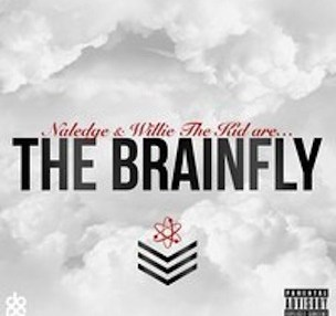 Naledge & Willie The Kid - The Brainfly (EP)