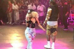 Nicki Minaj Returns To Hot 97's Summer Jam, Assists 2 Chainz (Video)