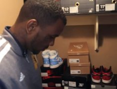 NiceKicks.com Goes Inside Game's Sneaker Closet(s) (Video)