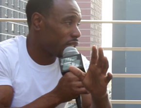 Actor Tyrin Turner Recalls 'Menace II Society', Experience With Tupac (Video)
