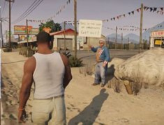 Game Trailers: Grand Theft Auto V (Gameplay Preview)