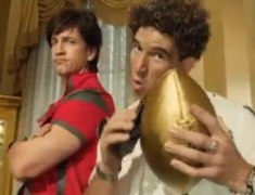 Maning Brothers In Funny DirecTV Ad: Football On Your Phone