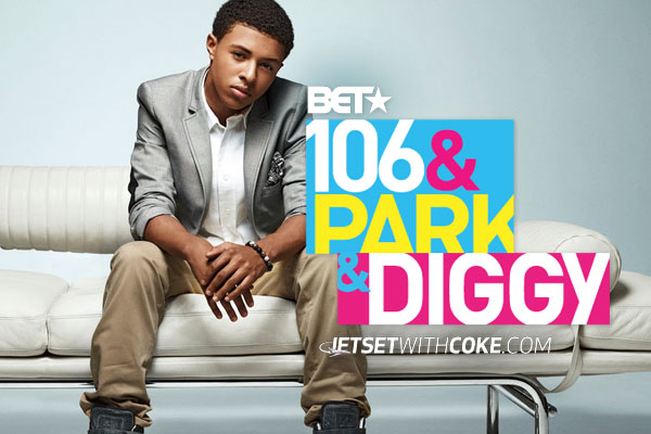 Contests: Win An iPad Mini From Coca-Cola's Jet Set With Diggy Simmons