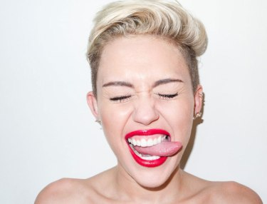 Miley Cyrus x Terry Richardson