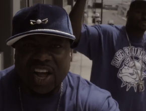 WC & Daz Dillinger ft. Snoop Dogg - Stay Out The Way (Music Video)