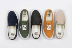 Vault by Vans x Engineered Garments collection