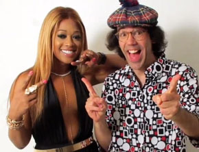 Nardwuar vs. Trina (Video)