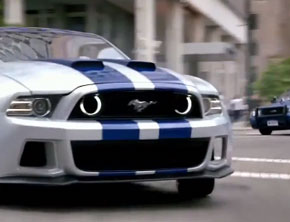 Movie Trailers: Need For Speed (Trailer #1)