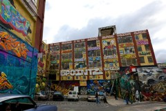 5 Pointz in Long Island