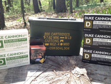 Duke Cannon Military Field Box Gift Pack