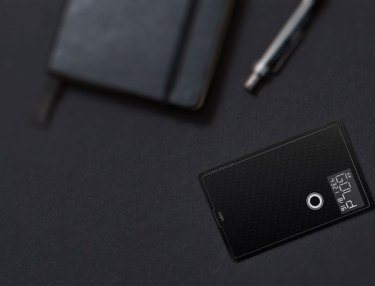 Coin -- all-in-one card device