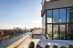 Manhattan Penthouse, once owned by Frank Sinatra