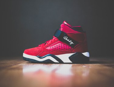 Ewing Athletics Focus Red/Black