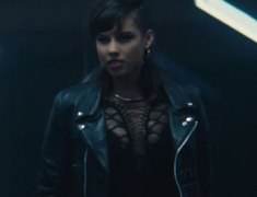 Alicia Keys ft. Kendrick Lamar, Pharrell - It's On Again (Video)