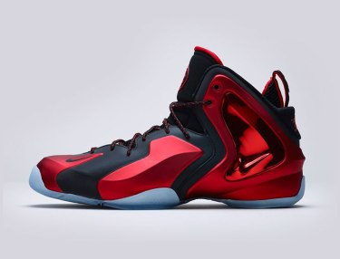 Lil Penny Posite University Red