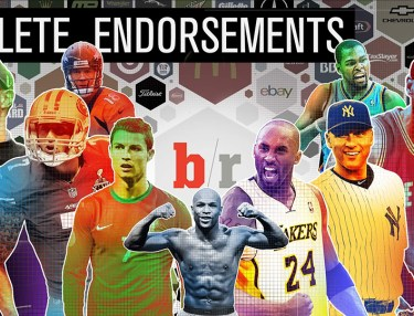 The Companies Who Sponsor The World's Biggest Athletes