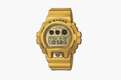 G-Shock 'Crazy Gold' Series
