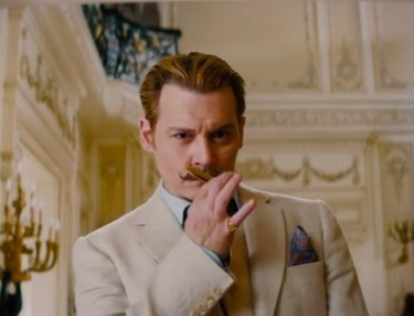 Mortdecai (Official Trailer)