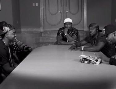 XXL's G-Unit Reunion Documentary (Full)