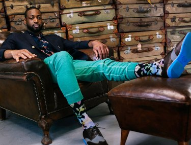 Stance x Dwyane Wade Socks Collection