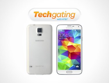 #Techgating Giveaway: Win A Samsung Galaxy S5 From AT&T