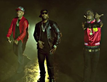 DJ Drama ft. Jeezy, Young Thug & Rich Homie Quan - Right Back (Video)