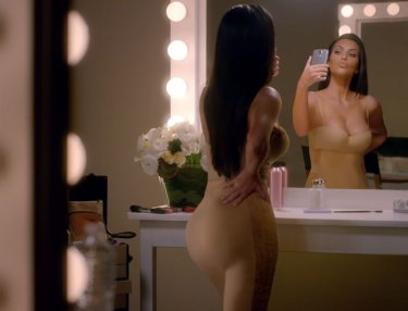 Kim Kardashian Pokes Fun At Herself In T-Mobile Super Bowl Ad